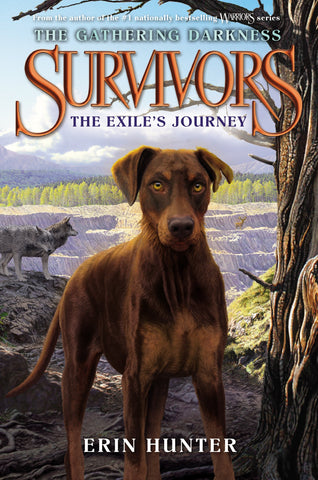 Survivors The Gathering Darkness by Erin Hunter Available in Epub/Mobi and PDF Formats