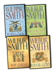 32 Ebooks by Wilbur Smith Available in EPUB/Mobi and PDF Formats