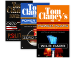 Power Plays Series by Tom Clancy (01-08 Ebooks Available in ePUB/Mobi and PDF Formats)