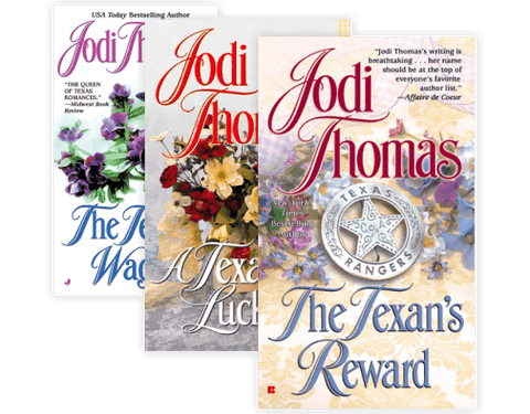 Wife Lottery Series by Jodi Thomas (Available in ePub/Mobi and PDF Formats)