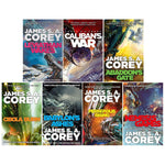 James S A Corey - The Expanse series (Available in ePUB/Mobi and PDF Formats)