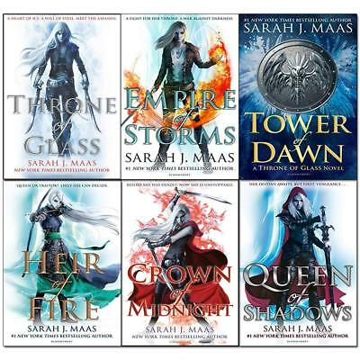 Sarah J Maas Ebooks Collection Available in Epub/Mobi and PDF Formats
