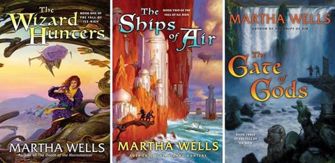 Fall of Ile Rien Series by Martha Wells Available in EPUB/Mobii and PDF Formats