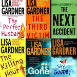 Lisa Gardner E-books Collection