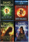 Vega Jane Series by David Baldacci 01-04 Complete Series