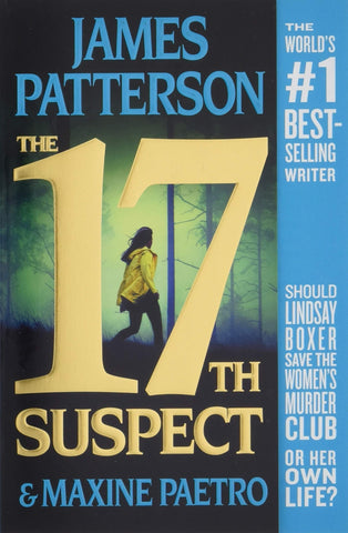 James Patterson - 17th Suspect Women's Murder Audio Book