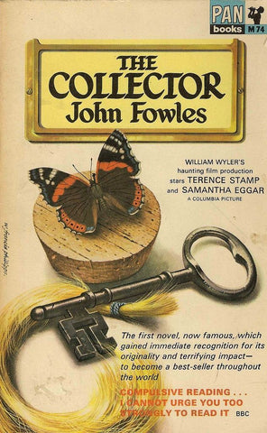 The Collector by John Fowles Available in EPUB/Mobi and PDF Formats
