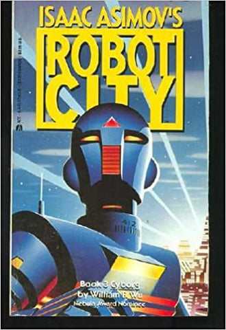 The Robot City Series by Isaac Asimov (Available in ePUB/Mobi and PDF Formats)