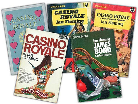 Ian Fleming Ebooks Collection - 12 Ebooks