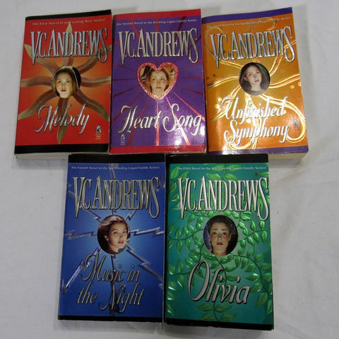Logan Family Series by V.C. Andrews Available in Epub/Mobi and PDF Formats