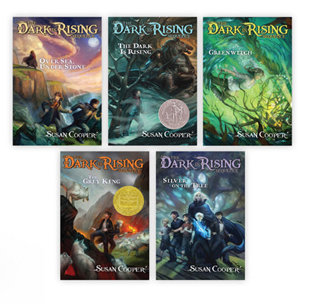 The Dark is Rising Series by Susan Cooper 1-5 Ebooks Available in Epub/Mobi and PDF Formats