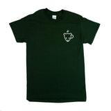 Green Bear Cub Coffee Tee