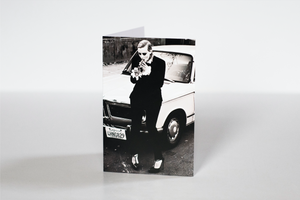 BLACK & WHITE PHOTO CARD SET