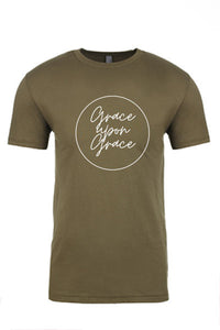 GRACE UPON GRACE MENS T-SHIRT