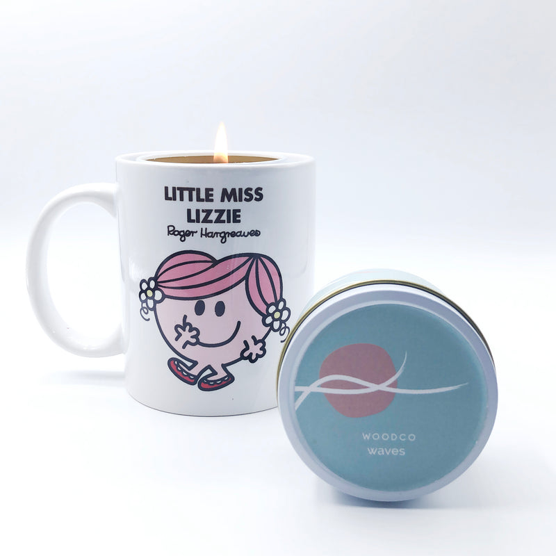 PERSONALISED MUG + SCENTED CANDLE SET