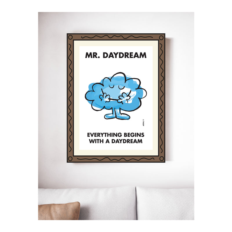 MR. DAYDREAM WATERCOLOUR ART PRINT