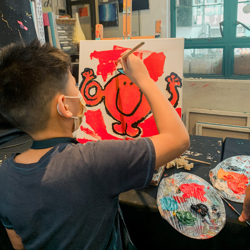 PRIVATE ART JAMMING WORKSHOP