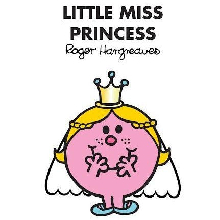 LITTLE MISS PRINCESS WEDDING PERSONALISED ITEMS