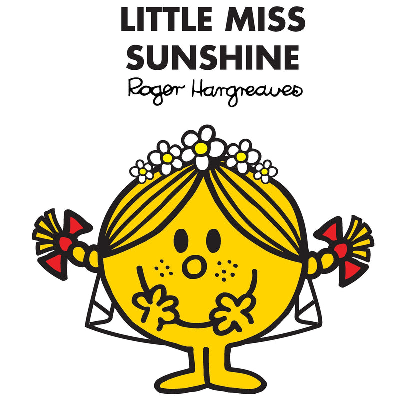 LITTLE MISS SUNSHINE WEDDING PERSONALISED ITEMS