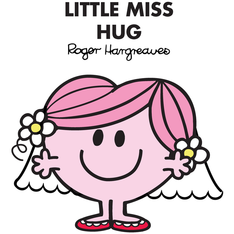 LITTLE MISS HUG WEDDING PERSONALISED ITEMS