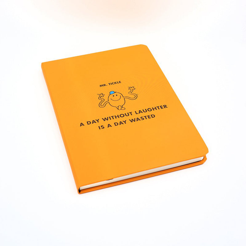 MR. TICKLE NOTEBOOK