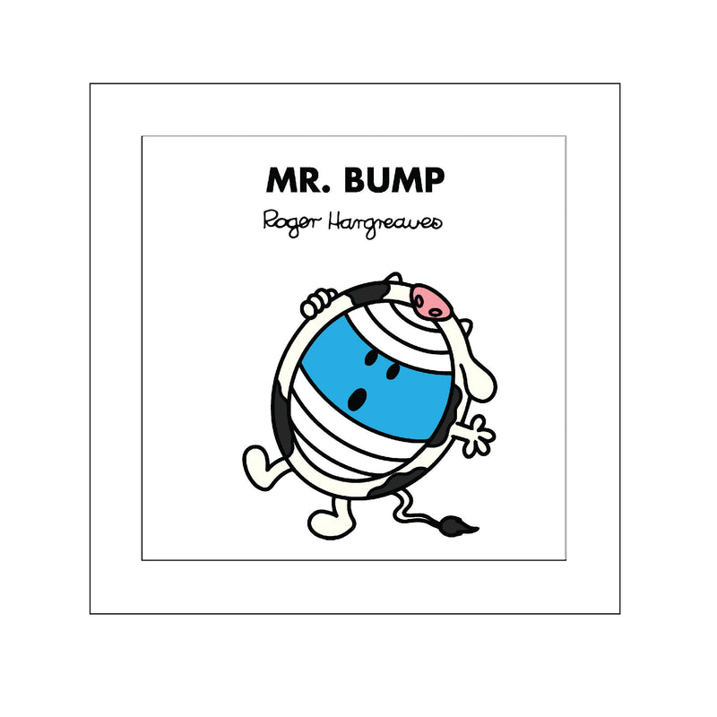 MR. BUMP YEAR OF THE OX PERSONALISED ITEMS