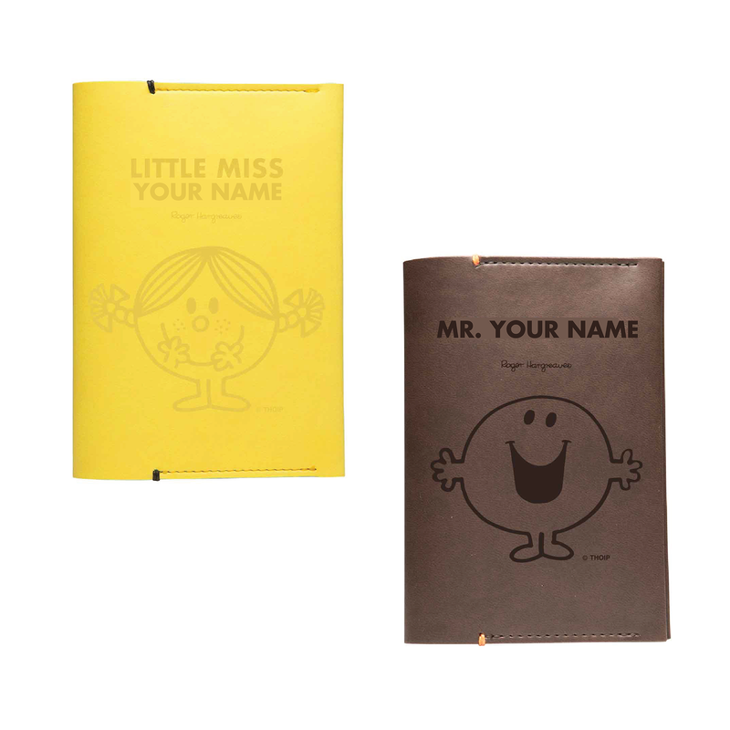 PERSONALISED PASSPORT HOLDERS