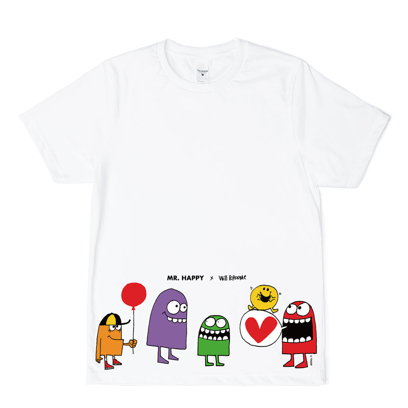 MONSTERS CHILDREN'S T- SHIRT
