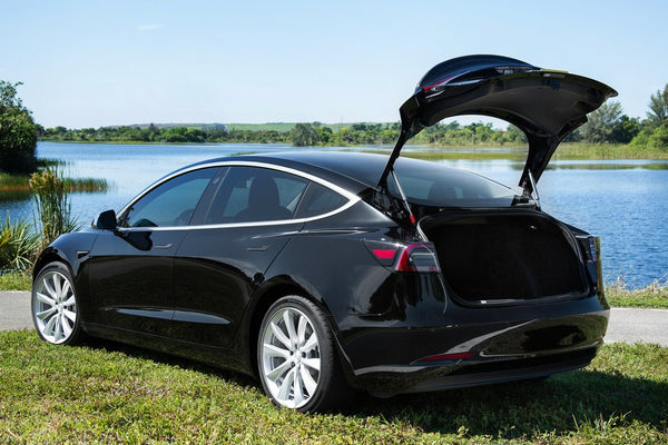 Trunk Lift Kit Pneumatic Trunk Support for Tesla Model 3 - EV Chargers and Accessories