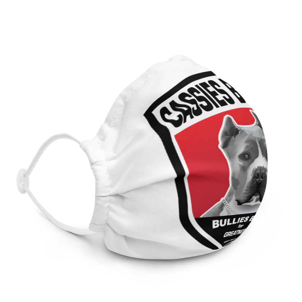 Cassies Bullies Face Mask