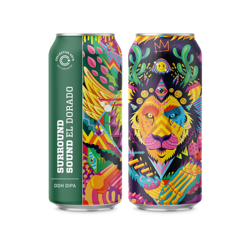 Surround Sound: El Dorado DDH DIPA