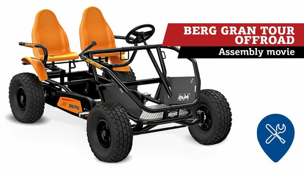 BERG Gran Tour Off-Road
