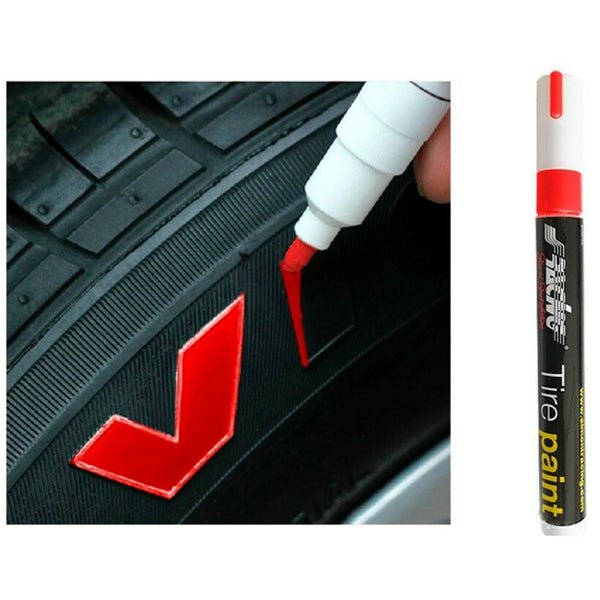 BERG Tire marker Red