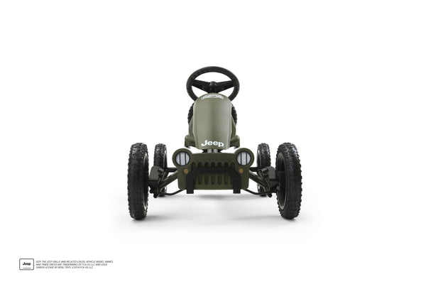 Berg Jeep® Adventure Pedal - Gokart