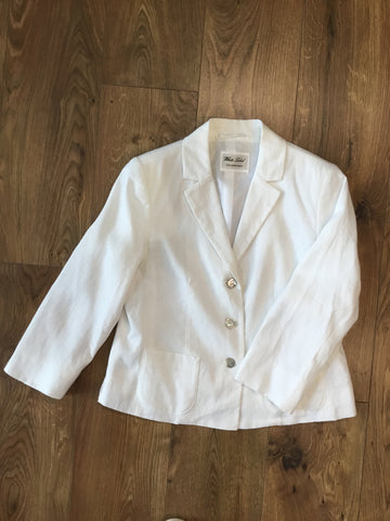 White Label Smart Casual Occasionwear Jacket, Dry Clean Only