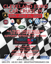 CLEVELAND EURO CAR CRUISE-IN SUN. JULY 31, 2016