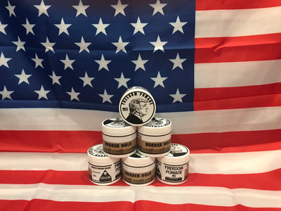 FREEDOM POMADE - BORDER HOLD