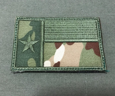 TEXAS CAMO PATCH
