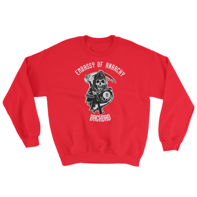 EMBASSY OF ANARCHY SWEATSHIRT
