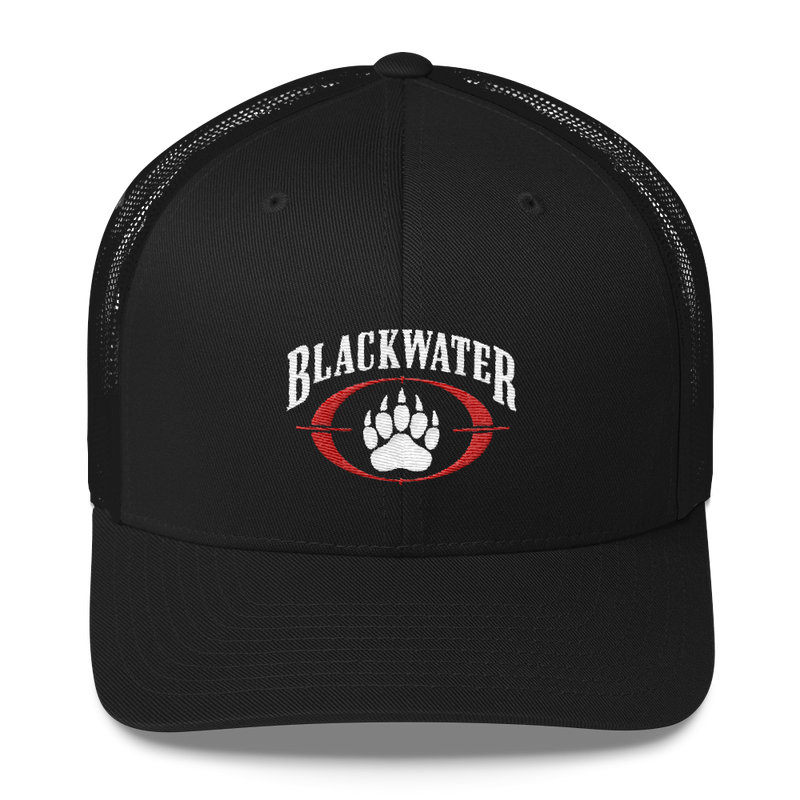 BLACKWATER TRUCKER CAP