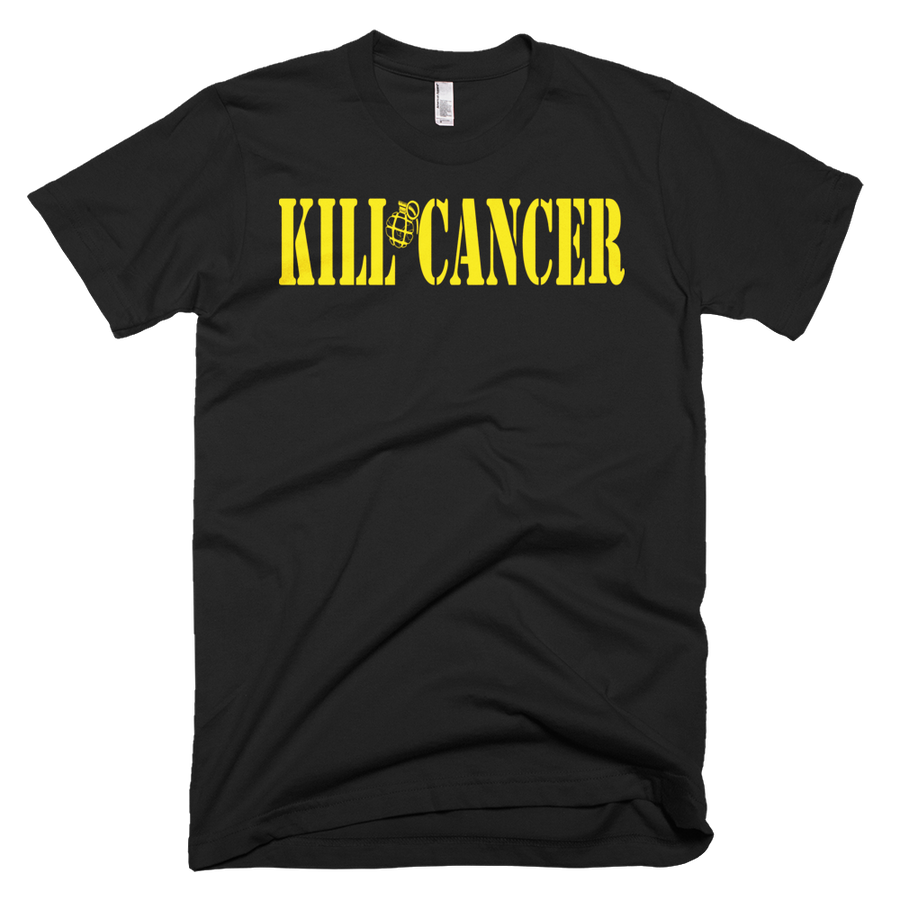 CHILDHOOD CANCER AWARENESS TEE