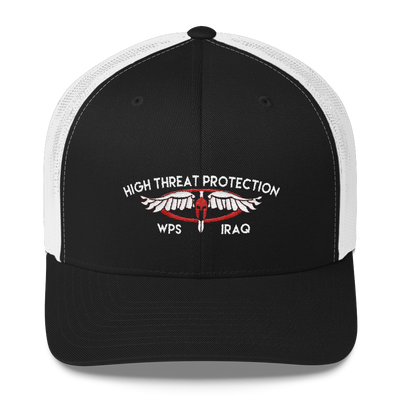 HIGH THREAT PROTECTION TRUCKER HAT
