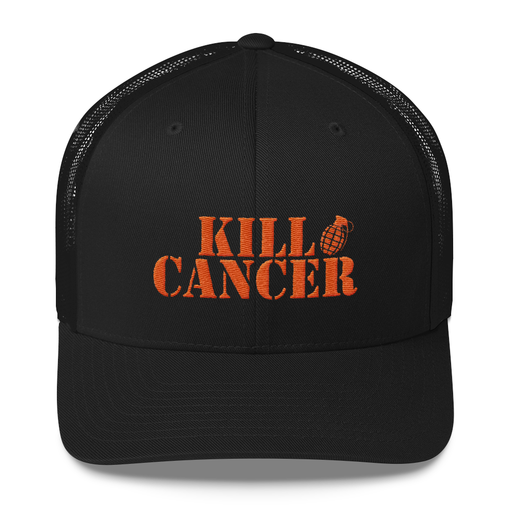 KIDNEY CANCER TRUCKER HAT