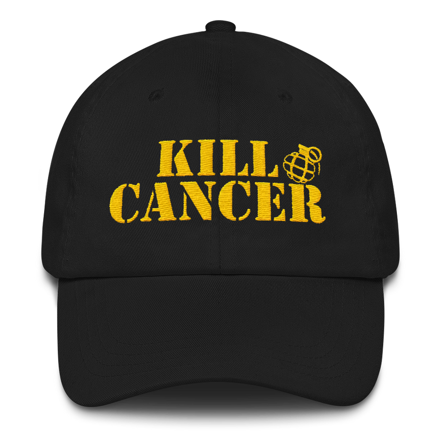 CHILDHOOD CANCER AWARENESS CAP