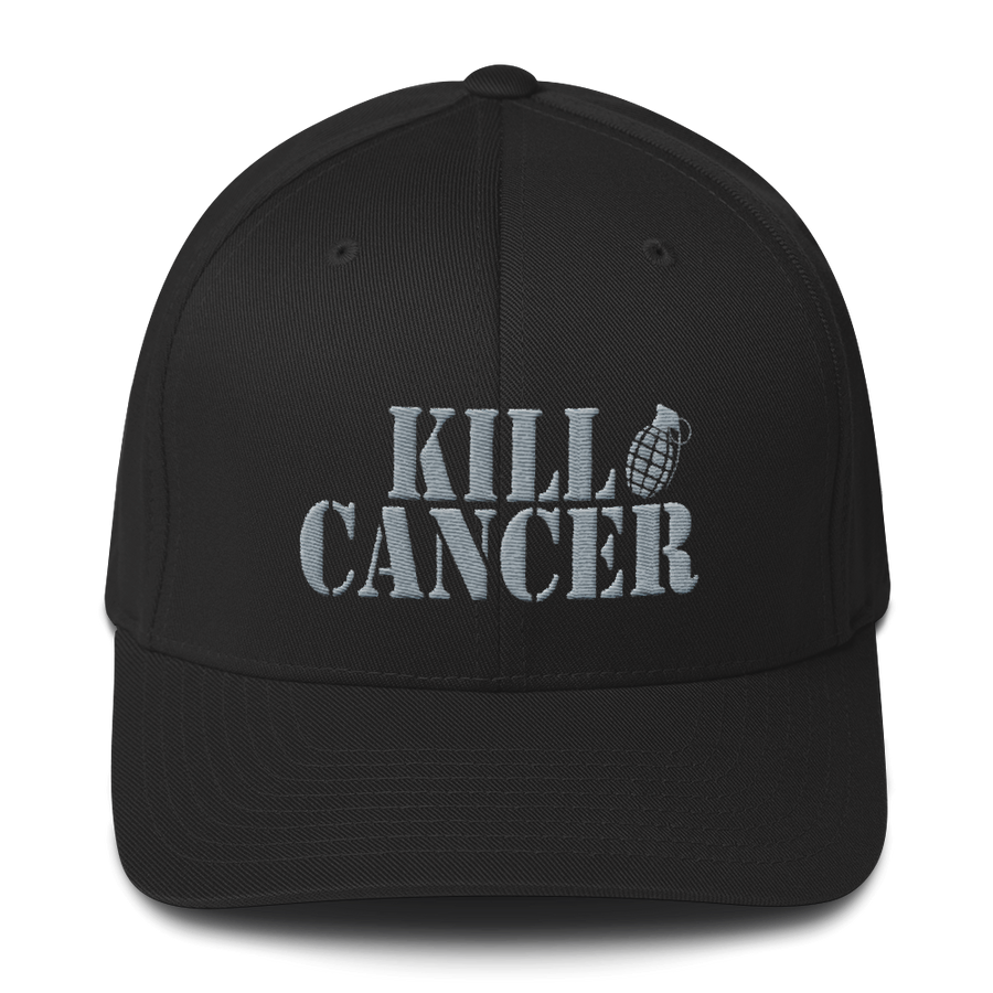 BRAIN CANCER AWARENESS FLEXFIT HAT