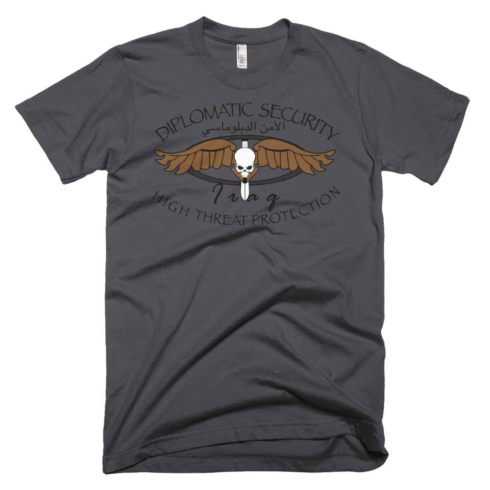 DIPLOMATIC SECURITY TEE