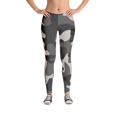 SOLDIER GREY LEGGINGS