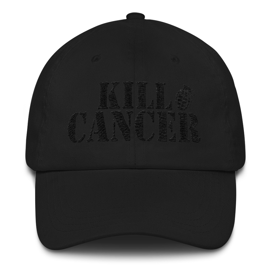 MELANOMA CANCER AWARENESS HAT