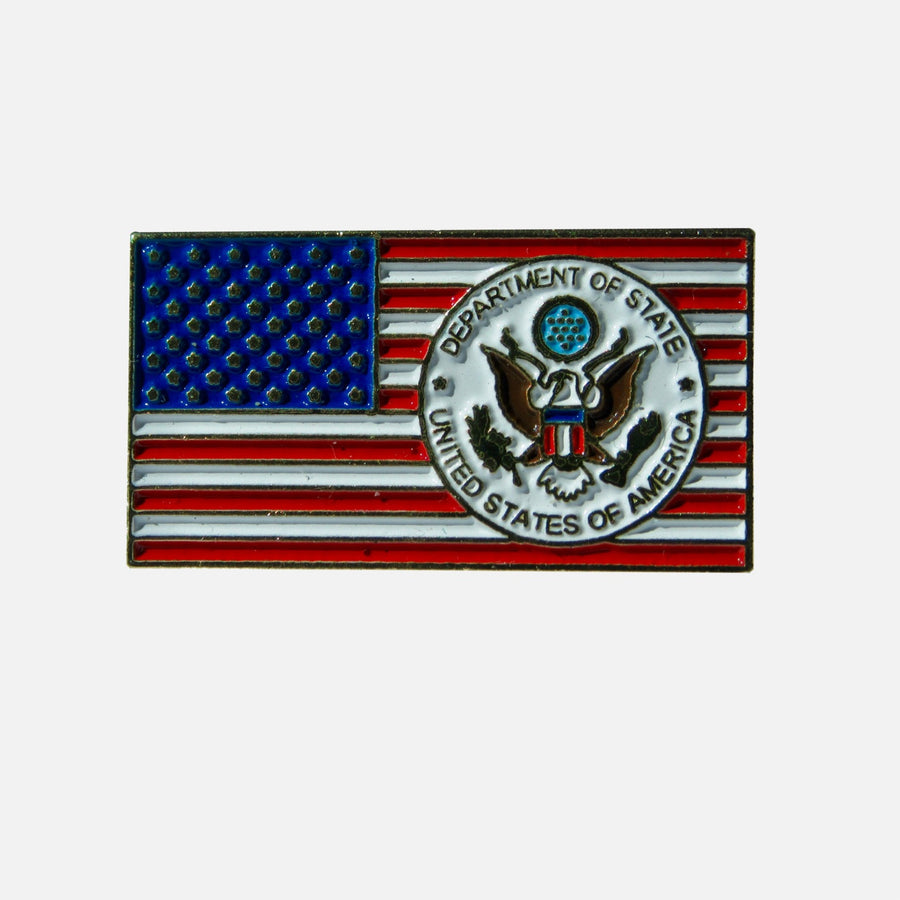 USA DEPARTMENT OF STATE LAPEL PIN