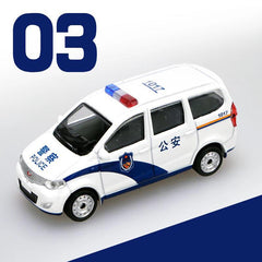 1/64 XCarToys 03 Public Security Wuling Hongguang